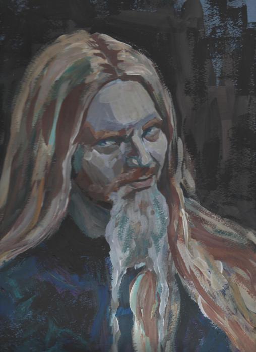 Marco Hietala by Reniarry